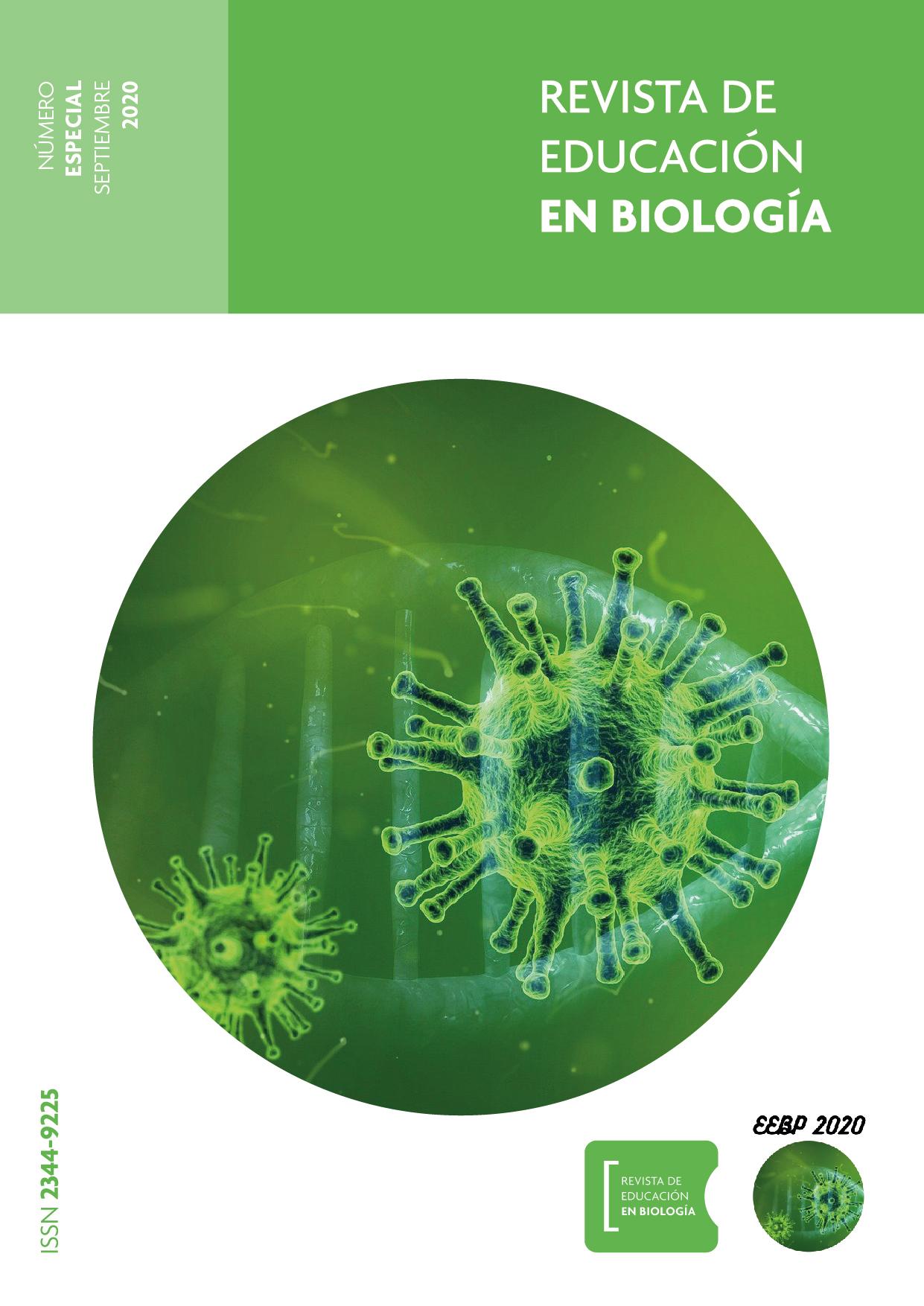 Ver Vol. 2 Núm. Extraordinario (2020): Revista de Educación en Biología
